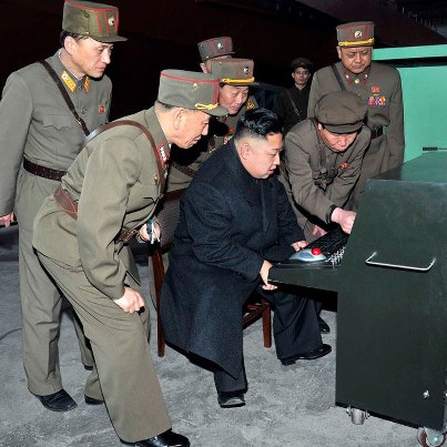 Mondrago-online in Nordkorea