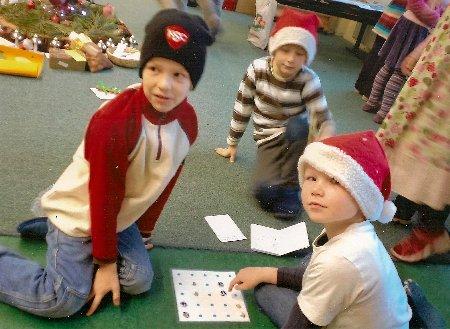 Mondrago - Kids können bis 4 zählen...